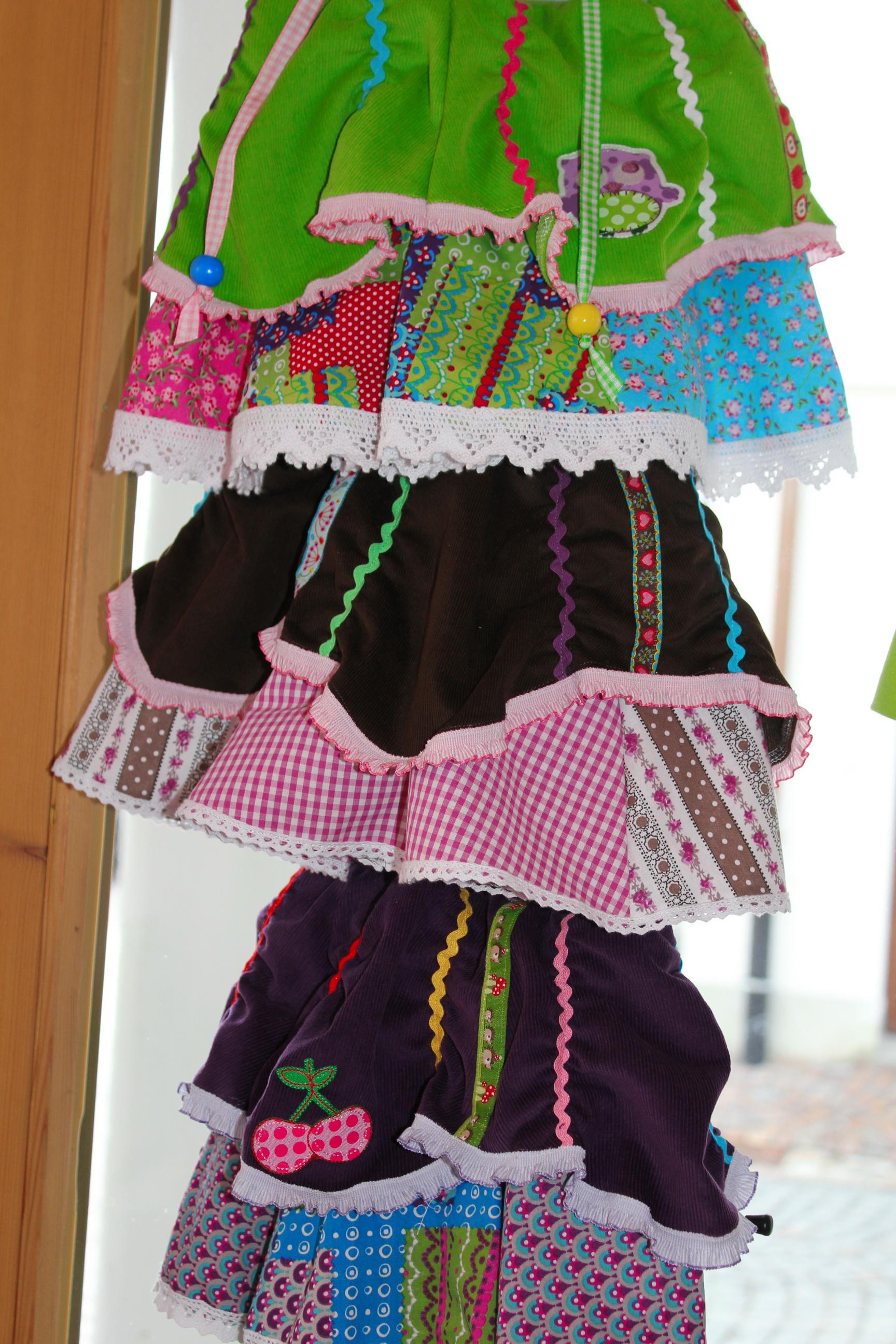 Individualisierbare Röcke